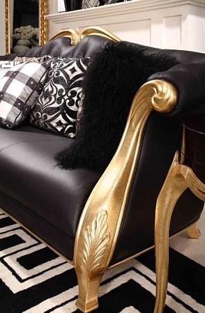 Tiziano Series Livingroom Furniture (2S007)