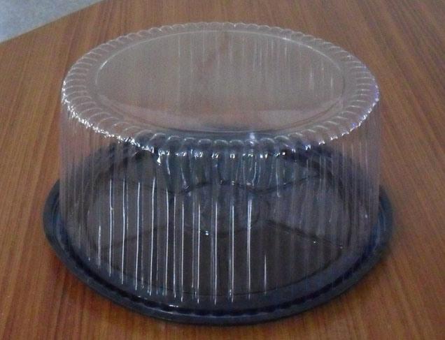 Curver Rectangular Cake Box