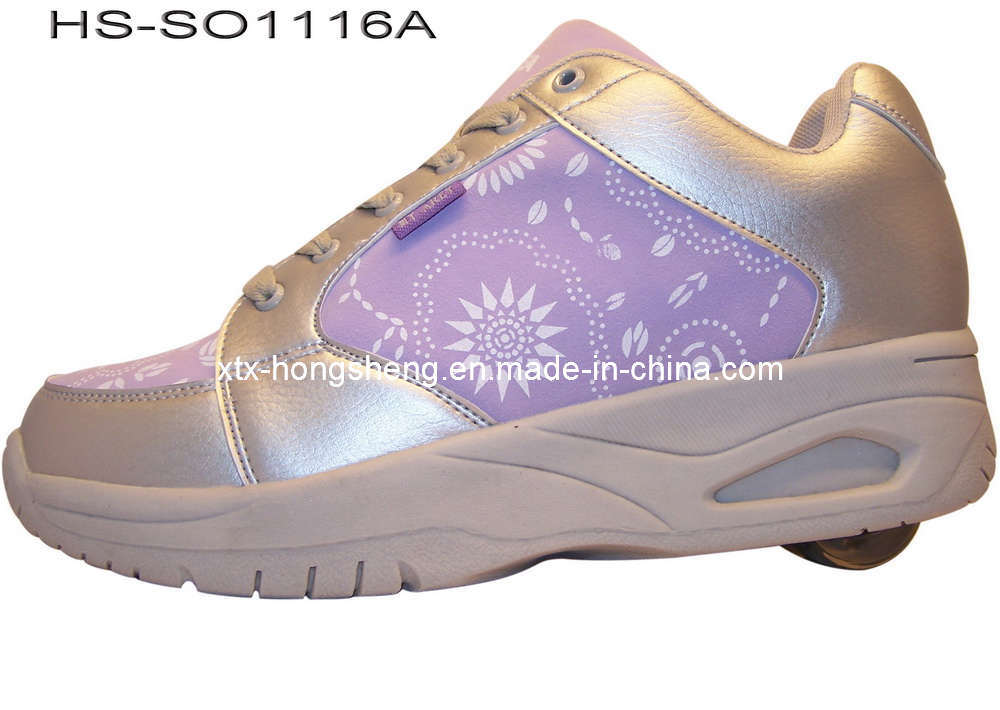 Single Wheel Shoes (HS-SO1116A