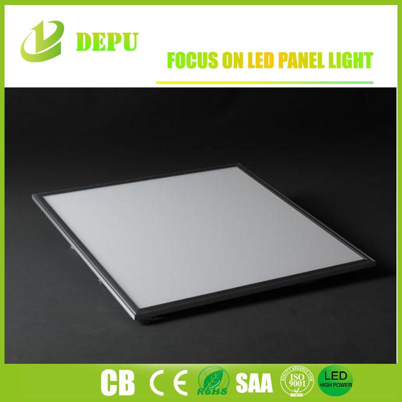 595X595 110lm/W Ceiling LED Panel Light Ce RoHS TUV SAA Dlc Passed