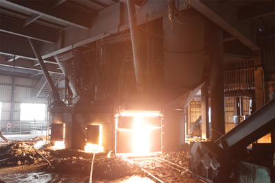 Submerged Arc Furnace in China