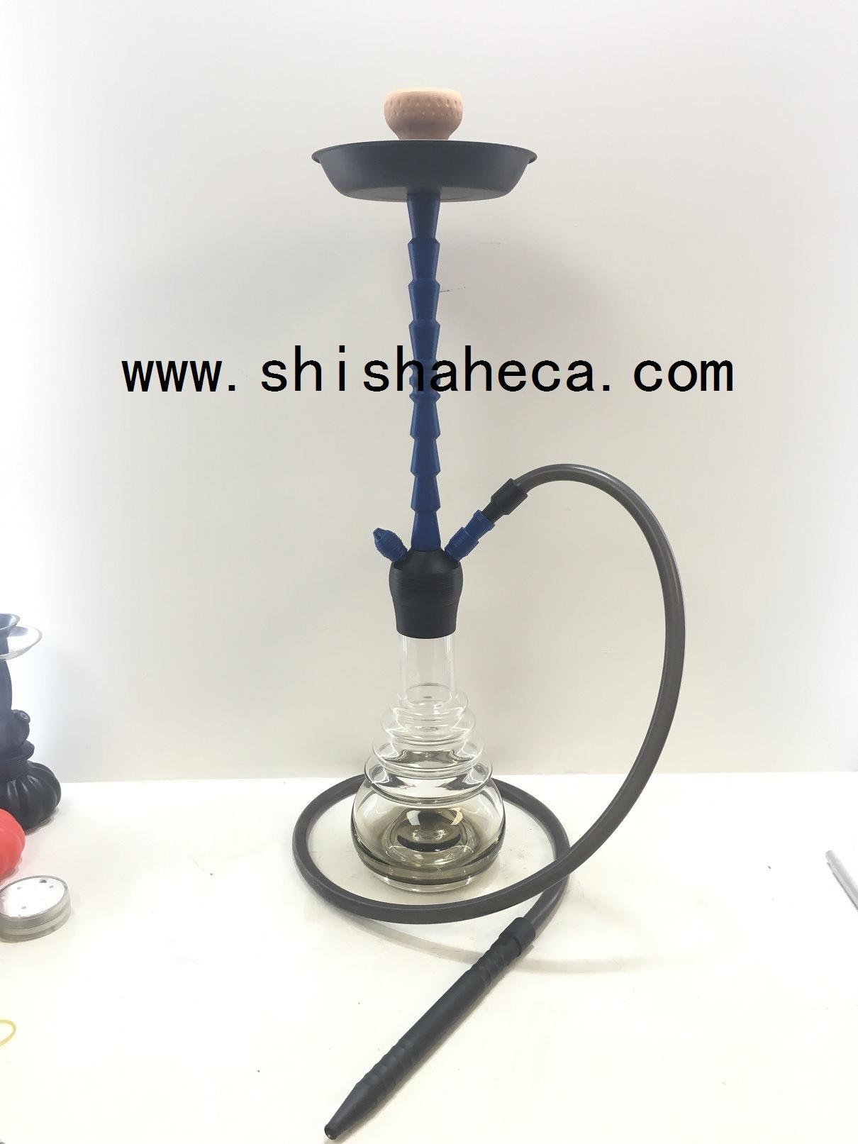 2017 Wholesale High Quality Zinc Alloy Shisha Nargile Smoking Pipe Hookah