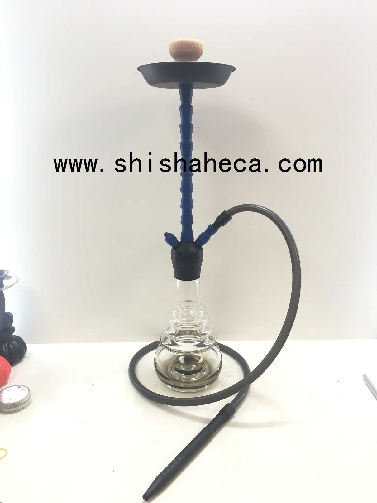 Wholesale High Quality Zinc Alloy Shisha Nargile Smoking Pipe Hookah