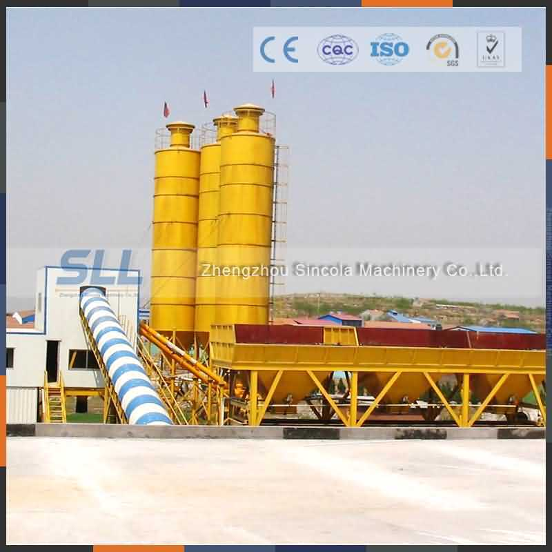 120m3 Concrete Mixing Plant/Dry Mixed Powder Mortar Production Plant