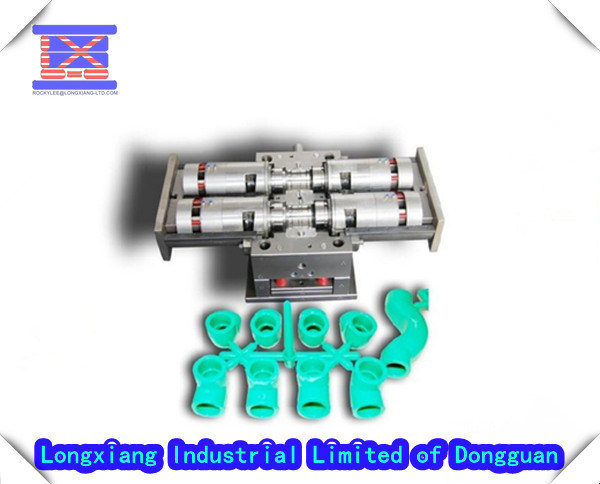 High Quality Injection Mold for Plastic Pipe in Dongguan Factory