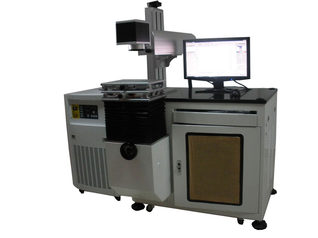 High Speed Semiconductor Laser Marking Machine with CE Approval (NL-DPW50)