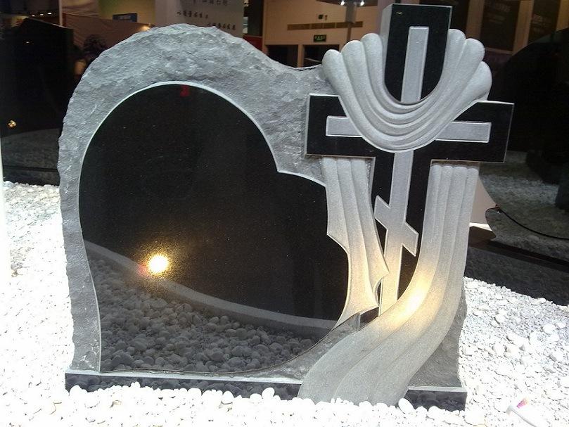 Black Granite Headstones : Black granite headstone china