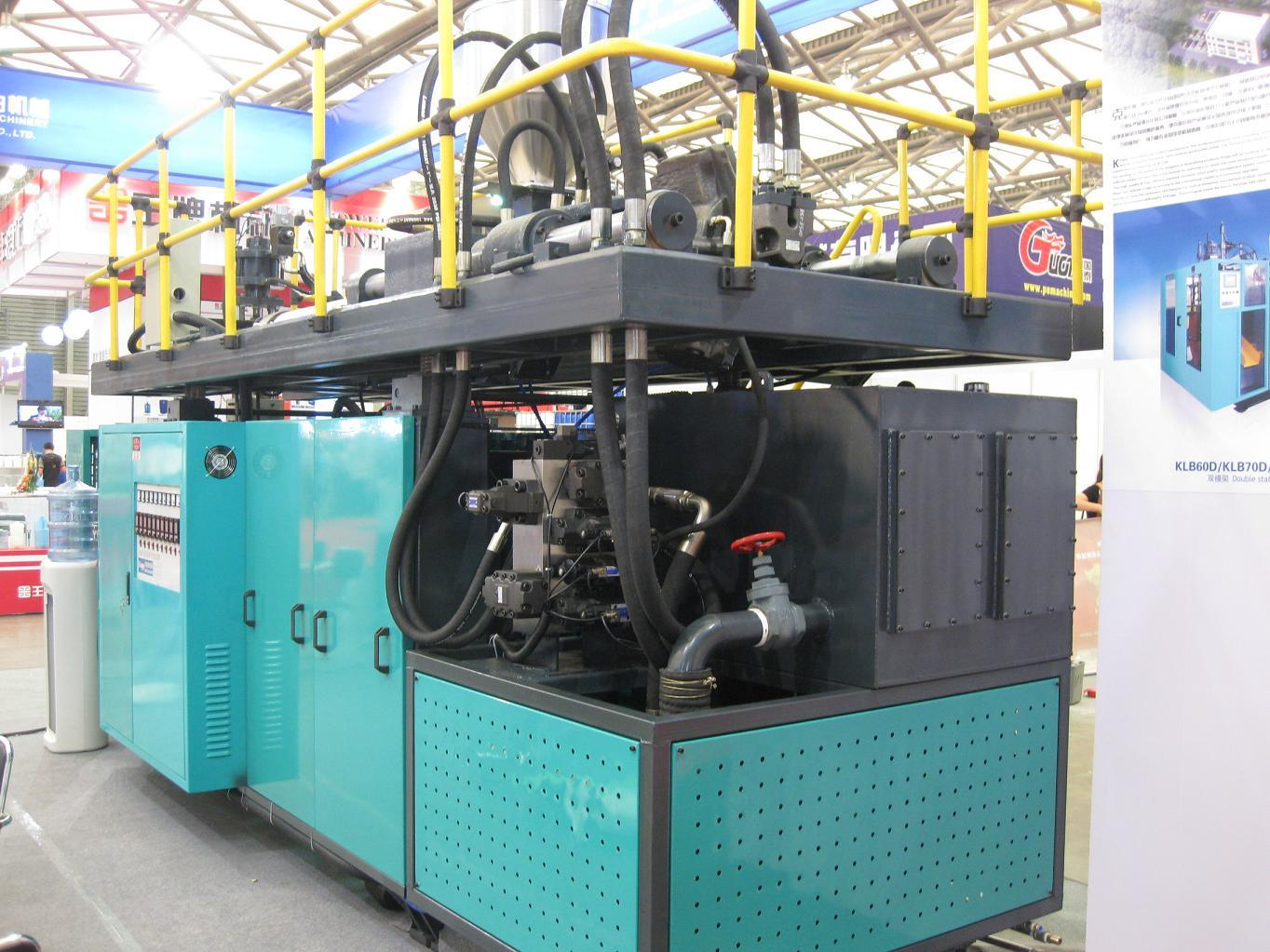 Blow Molding Machine for 5gallon PC Bottle