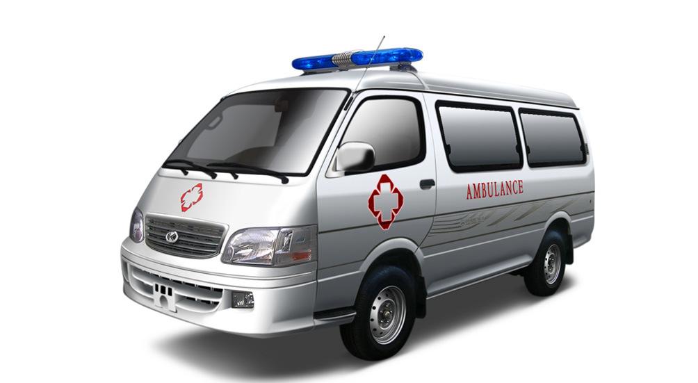 Kingstar Pluto B6 Ambulance