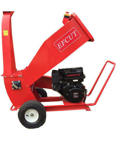 15HP High Efficient Chippers for 4 Inch Fresh Wood and Tree Branches