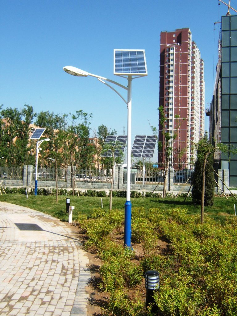 15W LED Solar Street Lighting