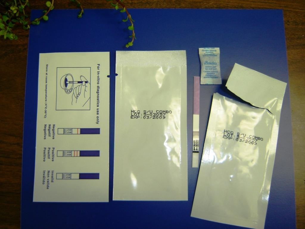 Pregnancy Test Kit (INV8)