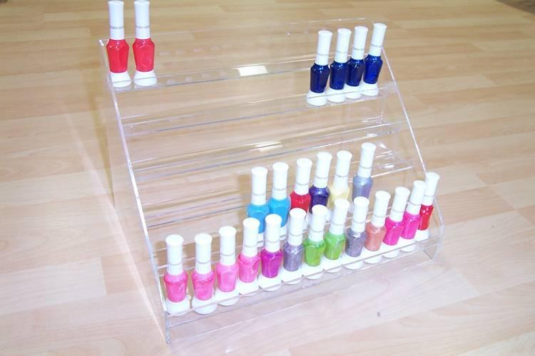 Acrylic Nail Polish Display (VJCOC111302)