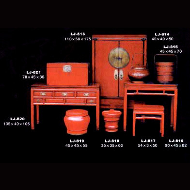 High-Quality Chinese Antique Furniture