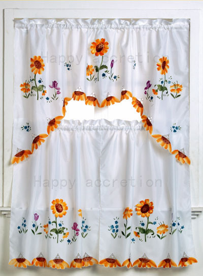Beautiful Kitchen Curtains on Lace Bathroom Window Curtains    Blinds  Shades  Curtains