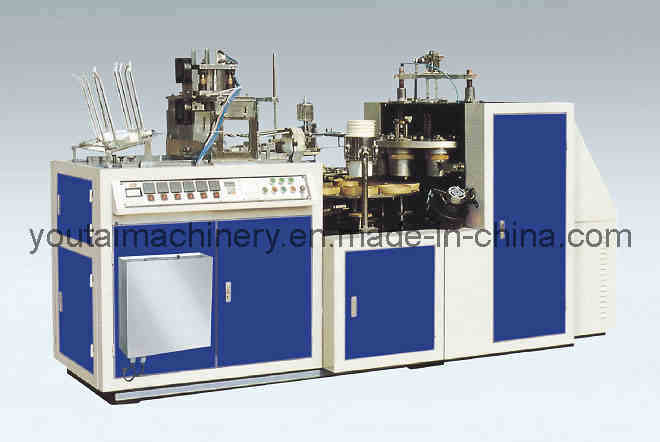 Automatic Double PE Paper Cup Making Machine (YT-LI)