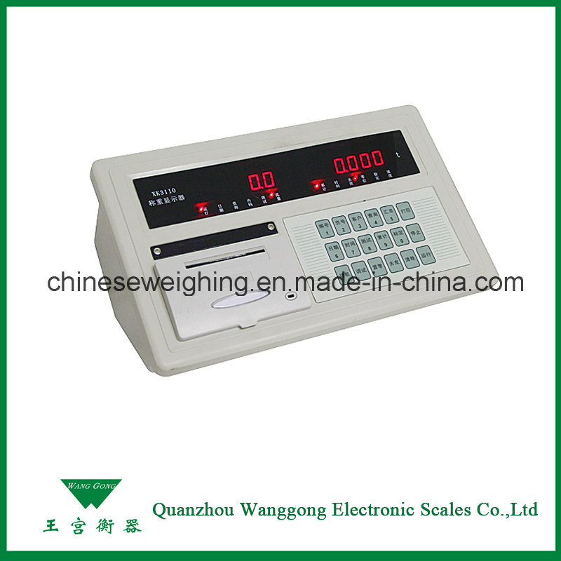 Digital Weight Indicator for Truck Scales