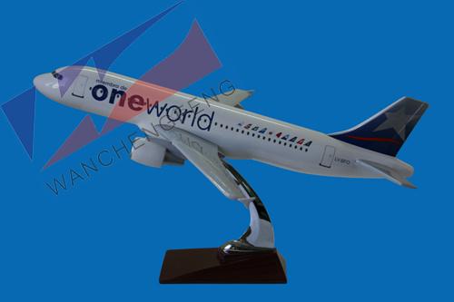 Resin Model Plane (A320)
