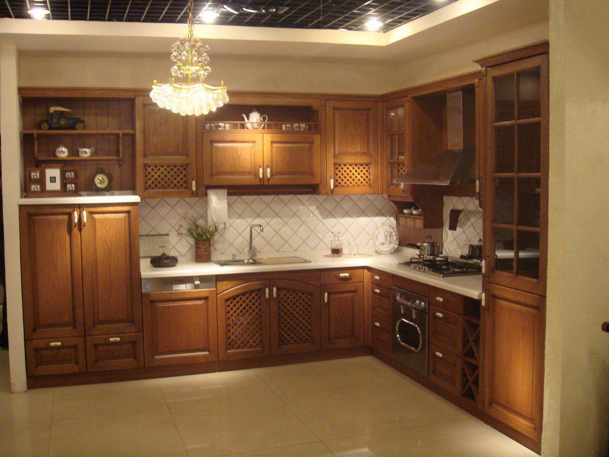 China Solid Wood Style Cabinets Verona China Kitchen Cabient Kitchen Cabinet Door