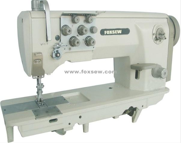 Durkopp Adler Type Heavy Duty Lockstitch Sewing Machine (Double Needle)