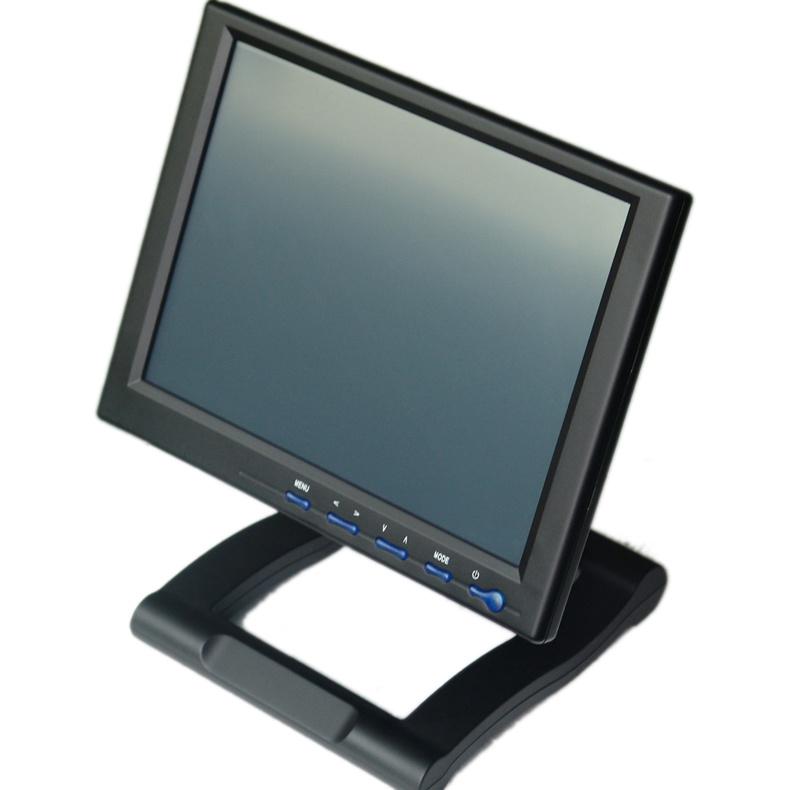 "Touch 10.4"" 4: 3 HDMI 1080p Monitor with AV, VGA, YPbPr, DVI Input"