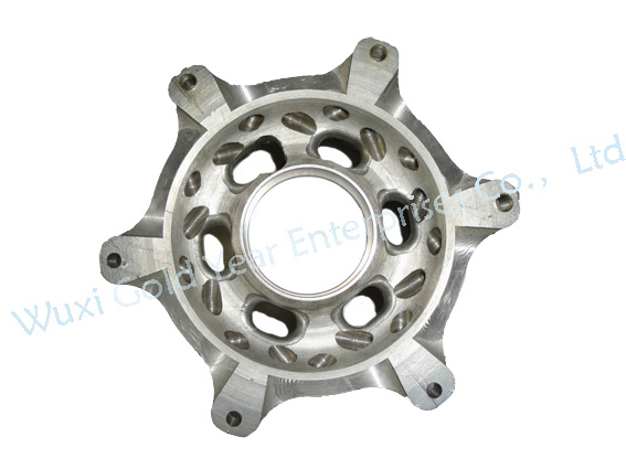 images of CNC Motor Parts (GY-0104)