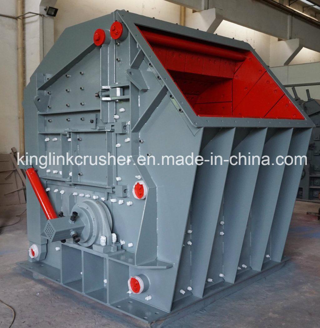 Pfc Series Hydraulic Impact Crusher