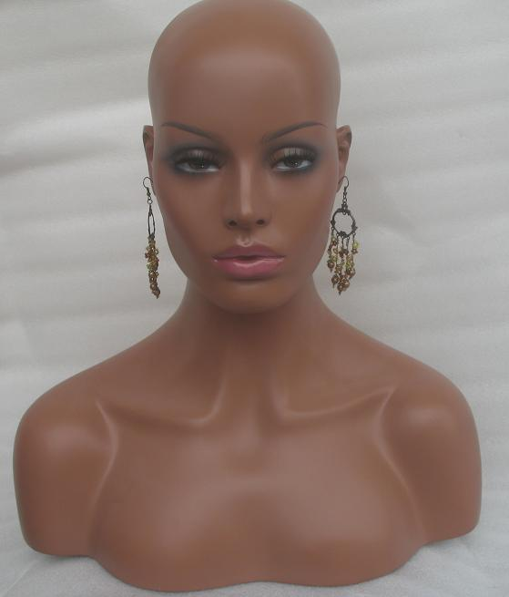 Mannequin Head For Wigs 35