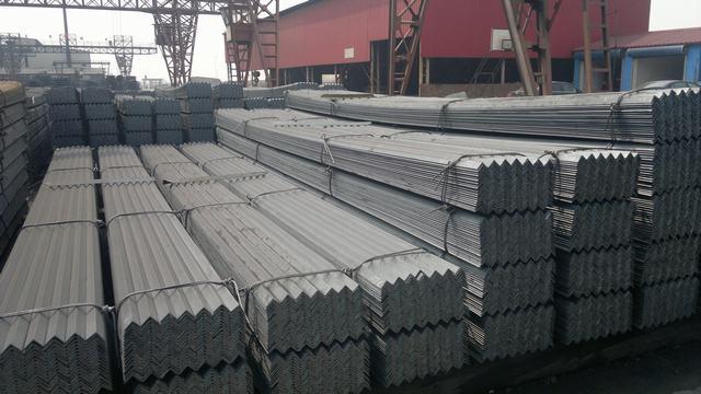 Q235B Mild Angle Bar for Construction