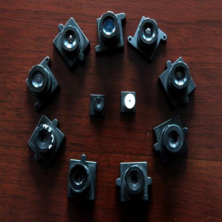 High Quality Professional Optical Lens (JACK0129)