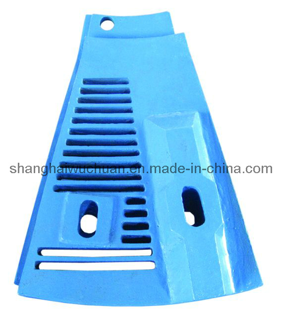 Ball Mill Liners /Cement Liner Plate