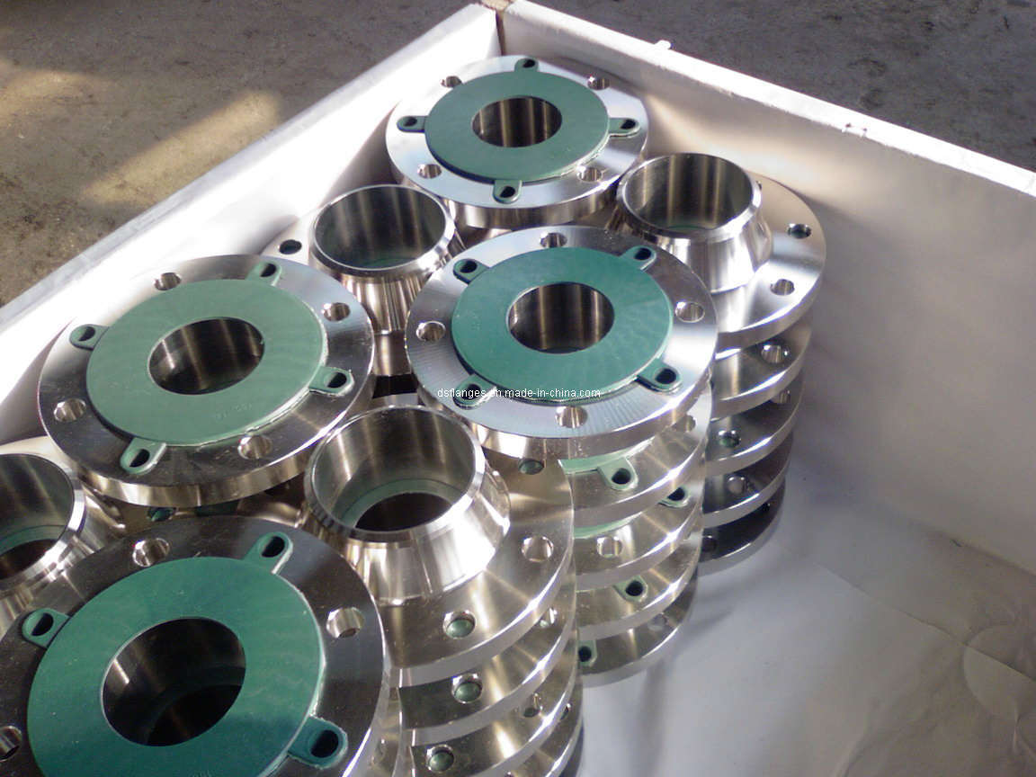 En1092-1 Forged Stainless Steel Flanges