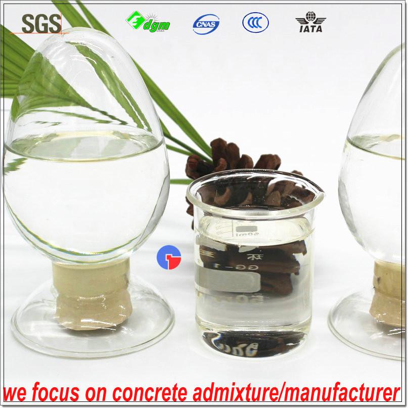 Concrete Accelerator Chemical Admixture (powder liquid)
