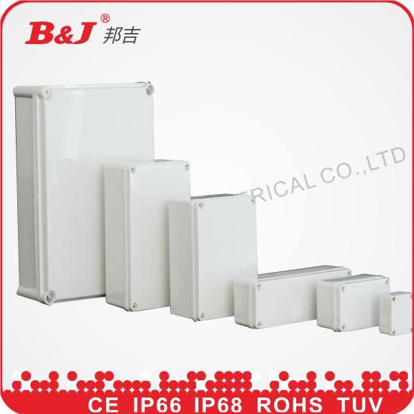Waterproof Plastic Box IP 66, IP68 (BJAG)