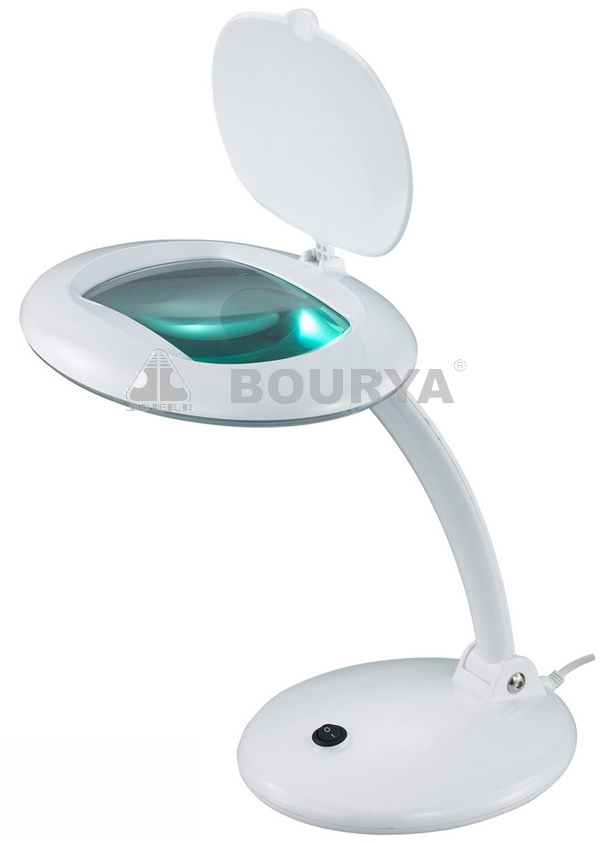 china magnifier lamp with led 8095led china led magnifying lamp. Black Bedroom Furniture Sets. Home Design Ideas