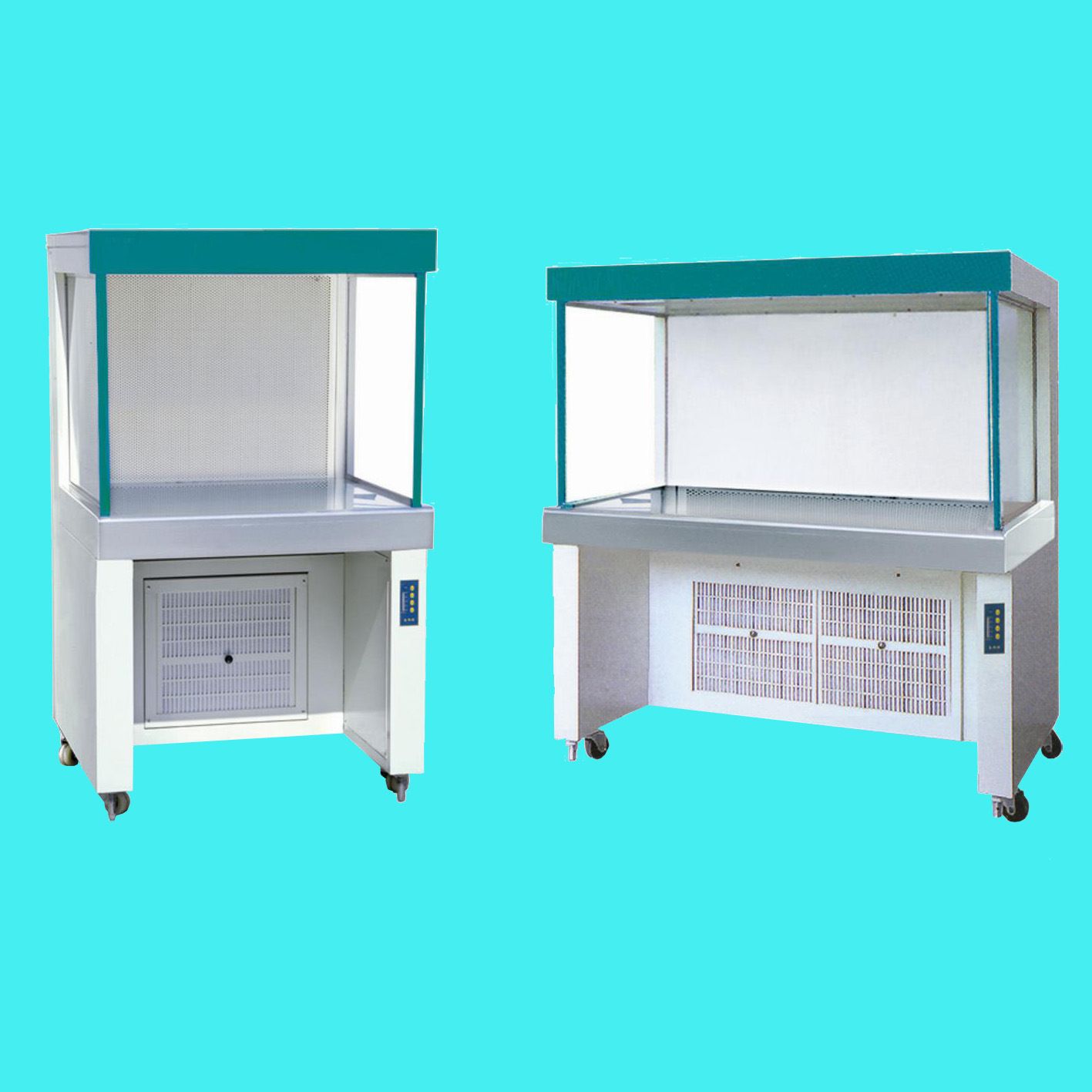 Laminar Flow Cabinet Horizontal China Clean Bench Laboratory Equipment