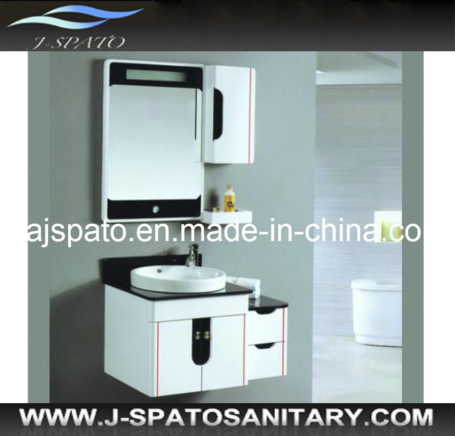 Gabinetes De Baño En Pvc: servicio, gabinete del baño del PVC para el cuarto de baño (JS-A053