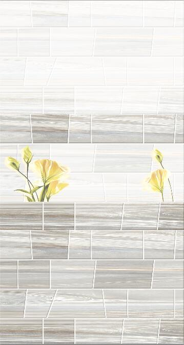 3D Inkjet Glazed Water Proof Wall Tile 300*600mm
