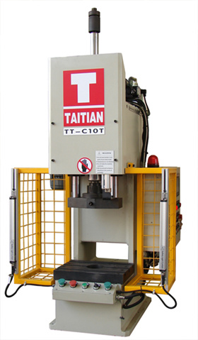 5t-10t C Type Press (TT-C10T)
