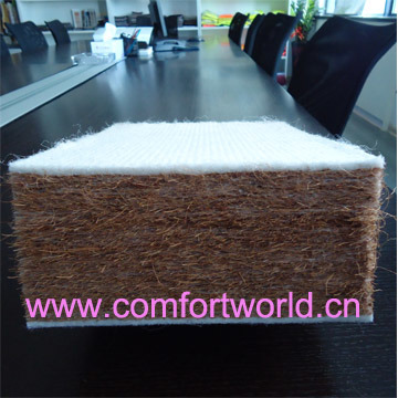 Coconut Palm Fiber Mattress (SHFJ02570)