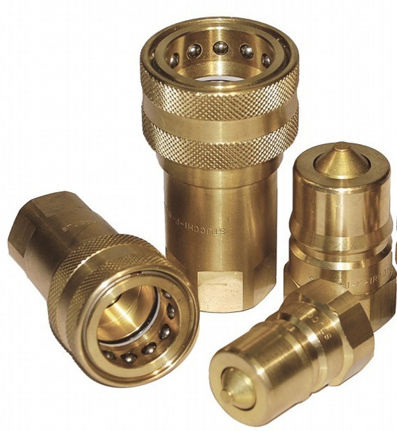 Brass Alloy High Pressure Fittings