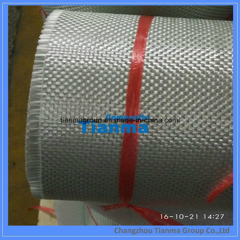 E-Glass Fiberglass Woven Fabric Cloth, Glass Fiber Woven Roving Fabric