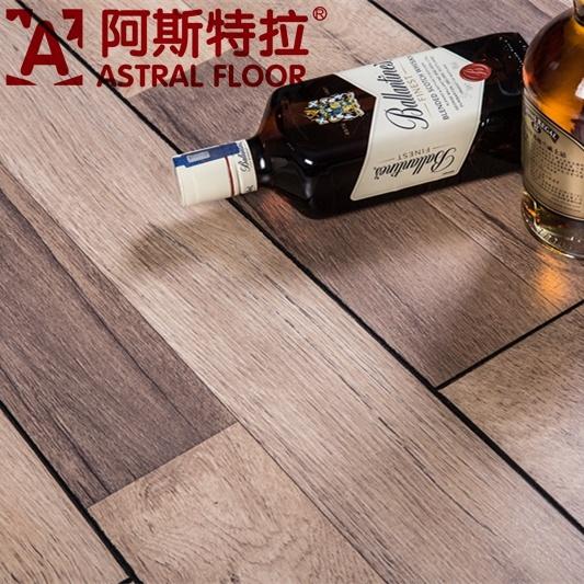2015 Hotsale German Technology AC3 HDF Laminate Flooring (AS99808)