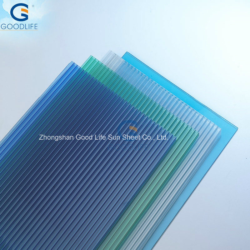 High Quality ISO Bayer Polycarbonate Hollow Sheet
