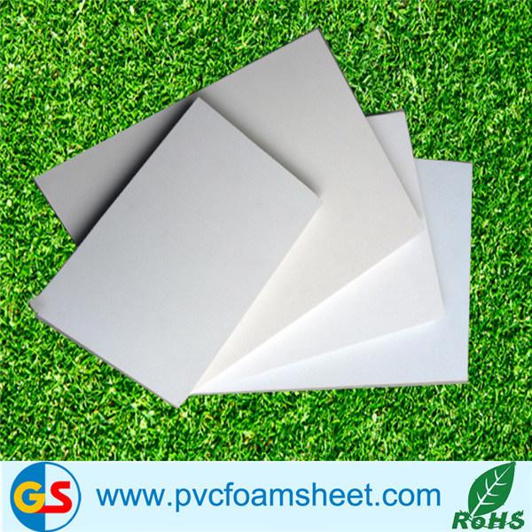 Wholesale Fire Proof Water Proof Anti-Aging PVC Insulation Construction Foam Board/Foam Sheet/Celuka Sheet