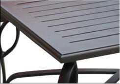 Latest Elegant Garden Chat Group Furniture Cast Aluminum Chat Group Garden Set