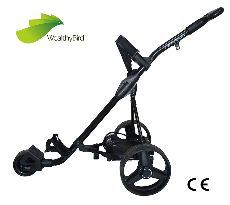 Ce 12V/24ah Electric Golf Bag Golf Trolley (BN105P3)