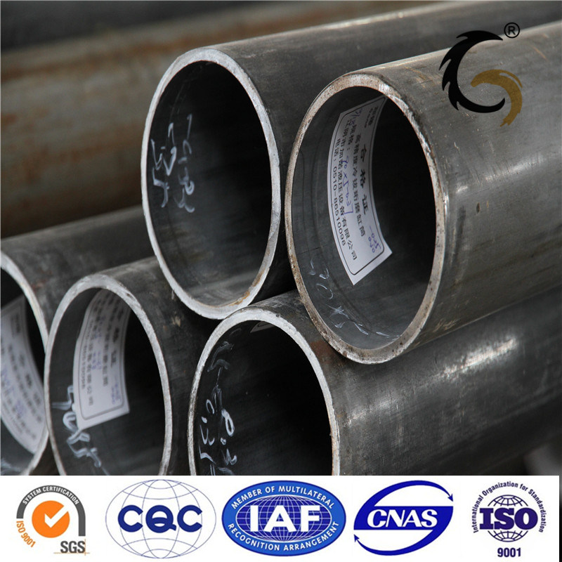 Cold Drawn Carbon Steel Pipe for Construction Material (factory)
