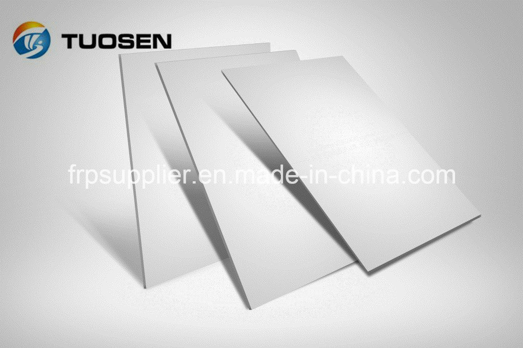 FRP Gel Coat Sheet Panel Fiberglass Sheet GRP Outer Skin