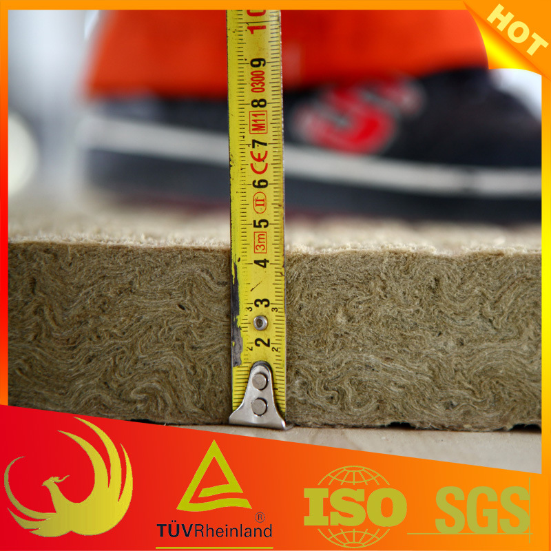 High Density and High Temperature Roof Rock-Wool Board